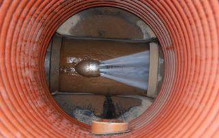 Kanalizacijos valymas