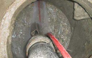 Kanalizacijos tinklų valymas