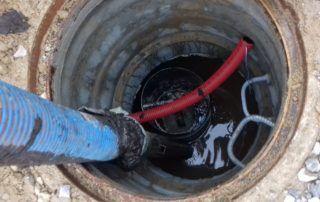 Naftos gaudyklės valymas