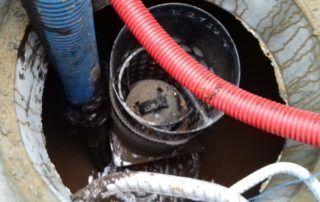 Smėlio ir naftos gaudyklių (atskirtuvų) aptarnavimas