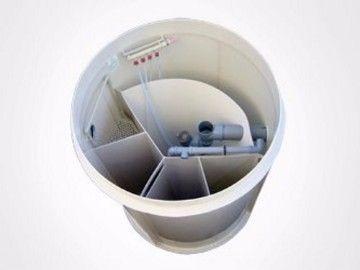 Vidurys buitinių nuotekų valymo įrenginių aptarnavimas